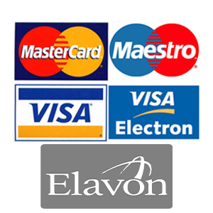 Payment Methods that we accept is ELEVON